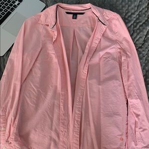 Small Tommy Hilfiger button up